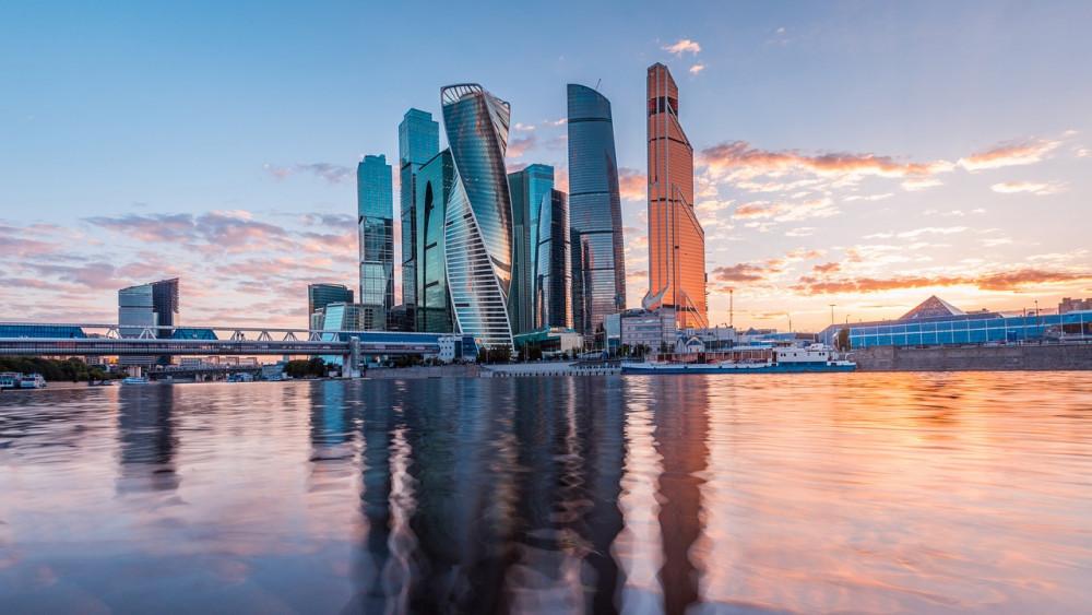 Фото: Москва сити: все включено