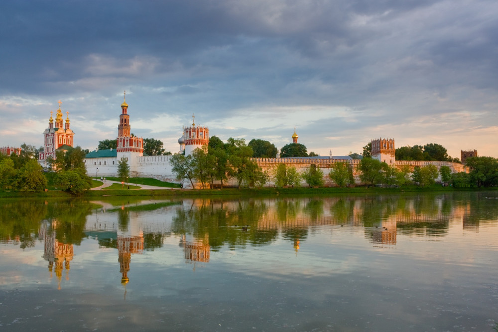 Фото: Новодевичий монастырь: перекресток судеб