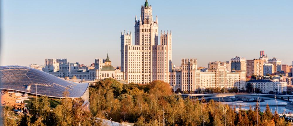 Фото: Сталинские высотки: символ эпохи