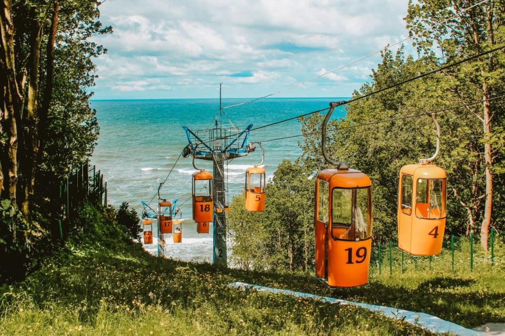 Фото: Курорты янтарного побережья