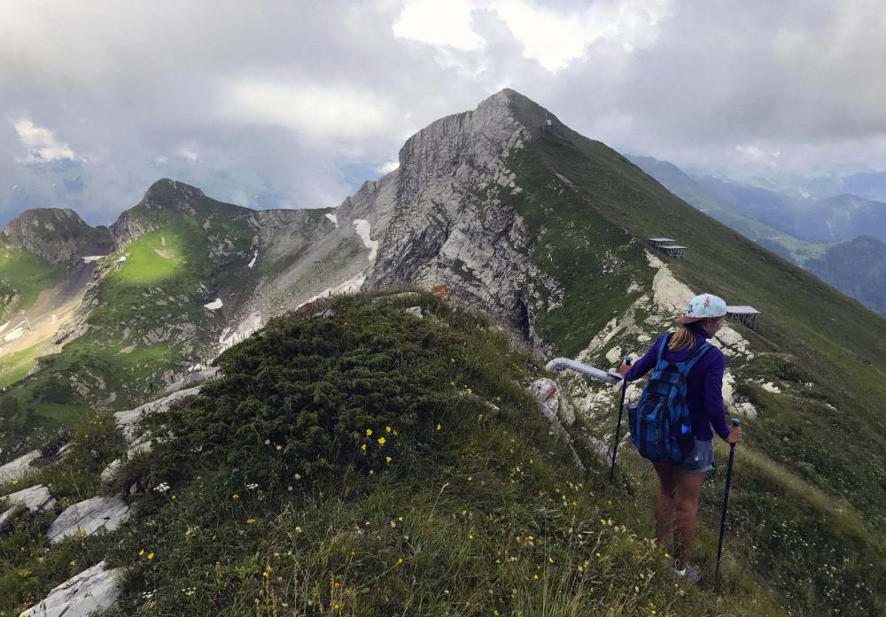 Фото: Поход на Хребет Аибга