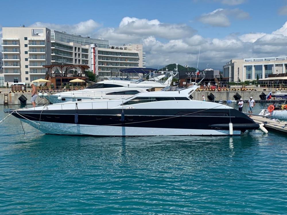 Фото: «San Lorenzo» итальянская премиум-яхта