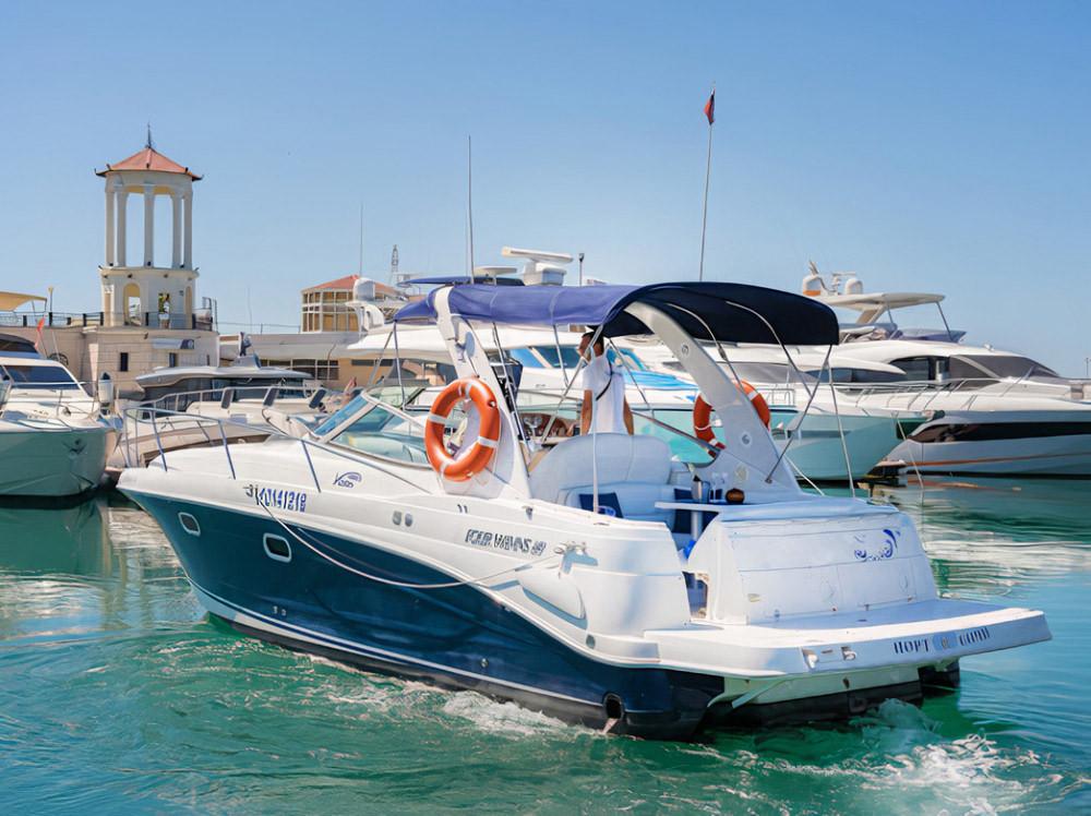 Фото: Моторная яхта  «Four winns 348»
