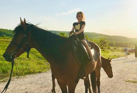 Фото: На лошадях по окрестностям Пятигорска