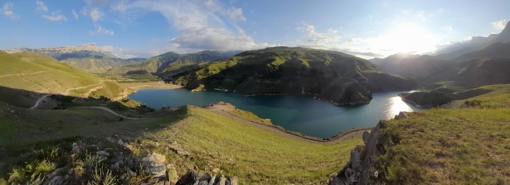 Фото: Джип-тур на Эльбрус и озеро Гижгит