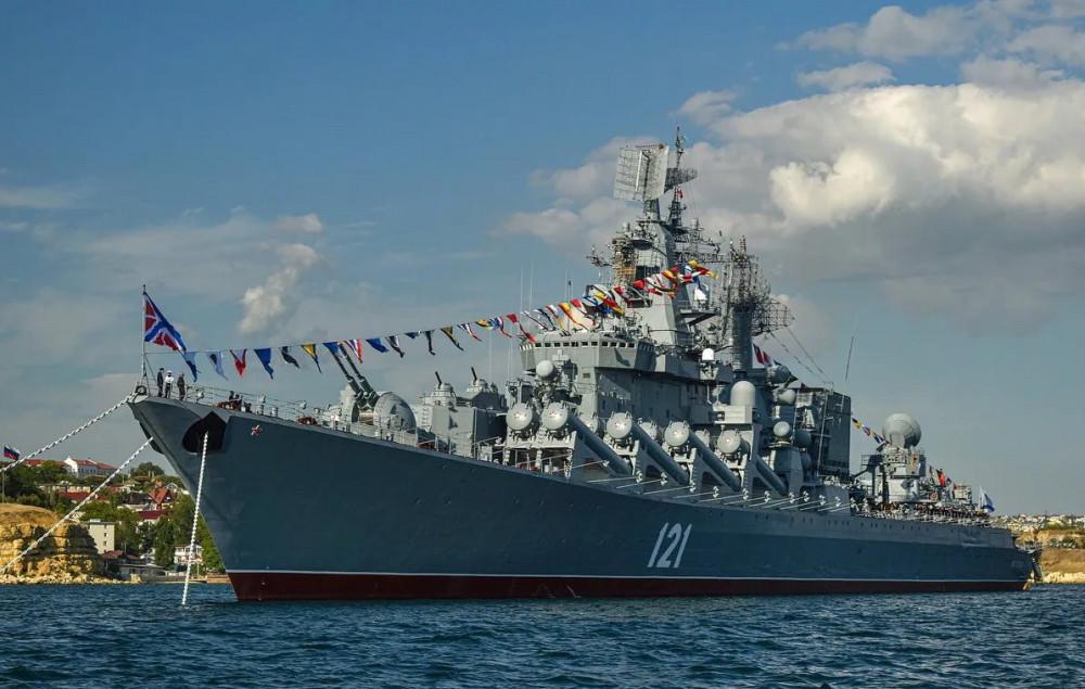 Фото: Боевые корабли Черноморского флота