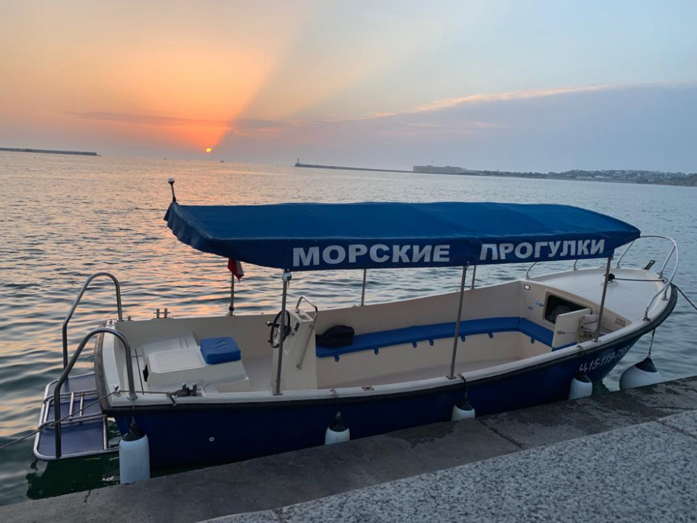 Фото: Морская рыбалка в Севастополе