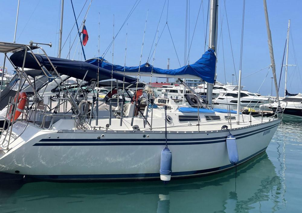 Фото: Парусная яхта «Granada 375»