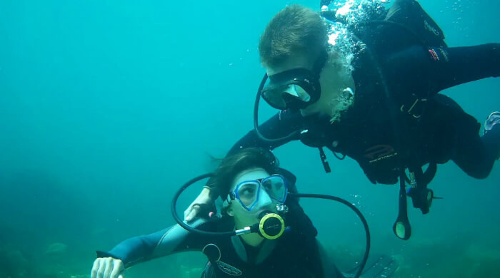 Фото: Подводная романтика