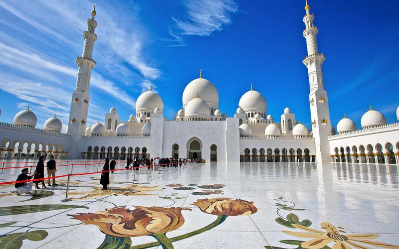 Фото: Экскурсия в Абу-Даби