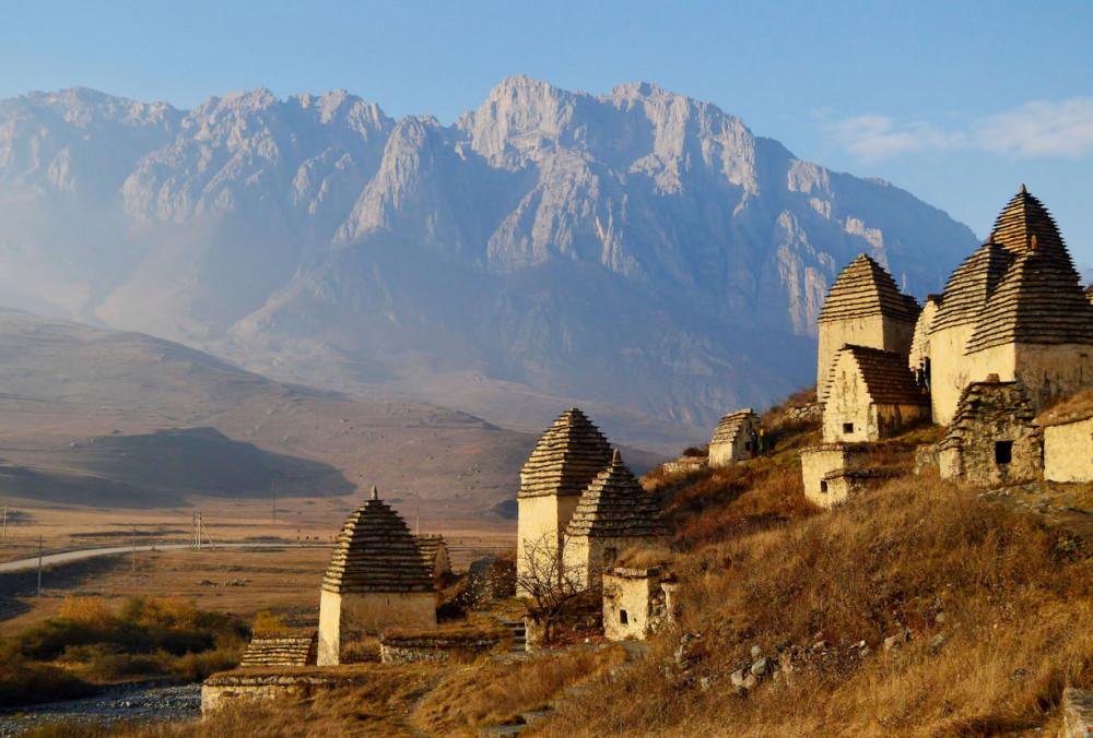 Фото: Удивительная  Осетия