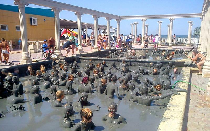 Фото: Тамань: Пляж Посейдон