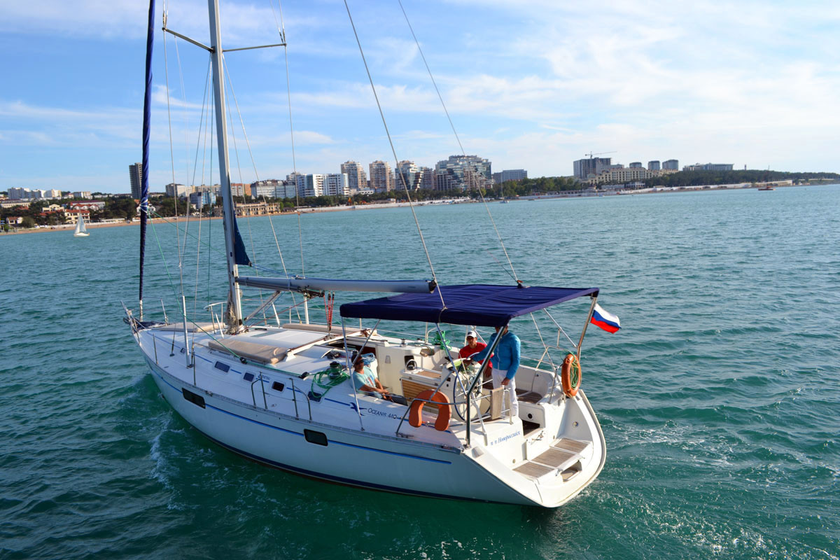Фото: Аренда яхты «Oceanis 44»