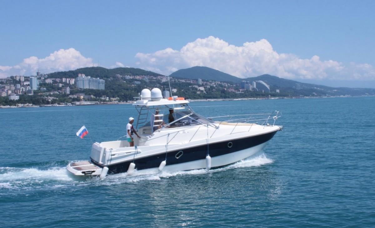 Фото: Моторная яхта «Pelican»