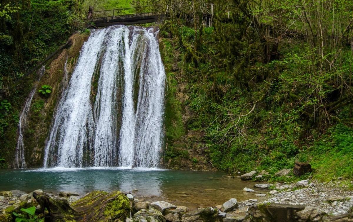Фото: Долина легенд – «33 водопада»
