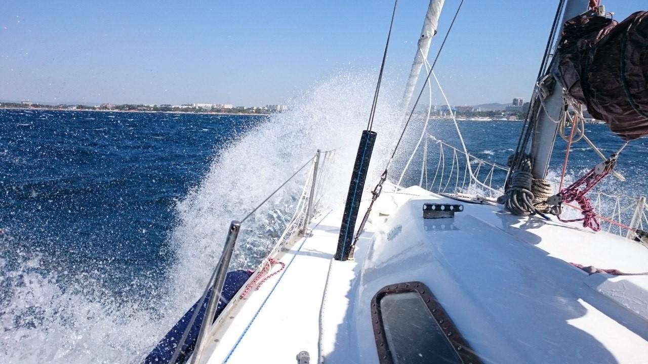 """Фото: """"Кругосветное путешествие"""" Яхта на день"""