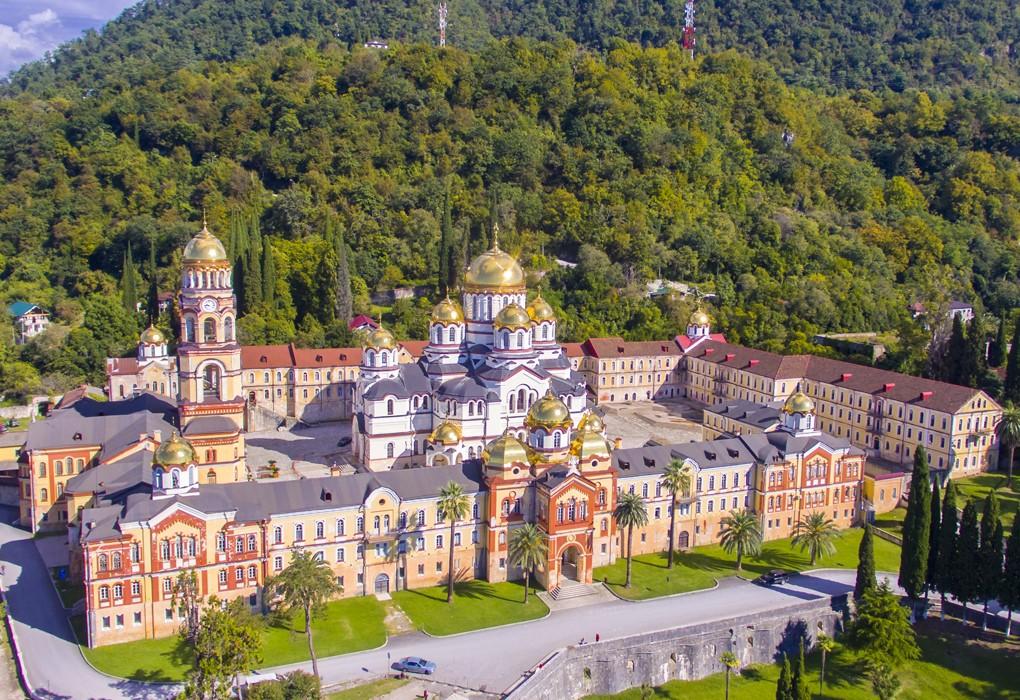 Фото: Святыни и храмы православной Абхазии