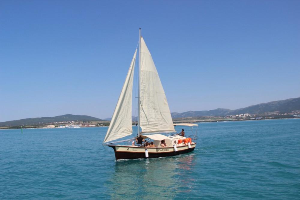 Фото: Аренда парусно-моторной яхты «Принцесса»