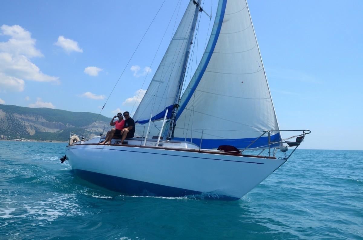 Фото: Парусная яхта Karter 30