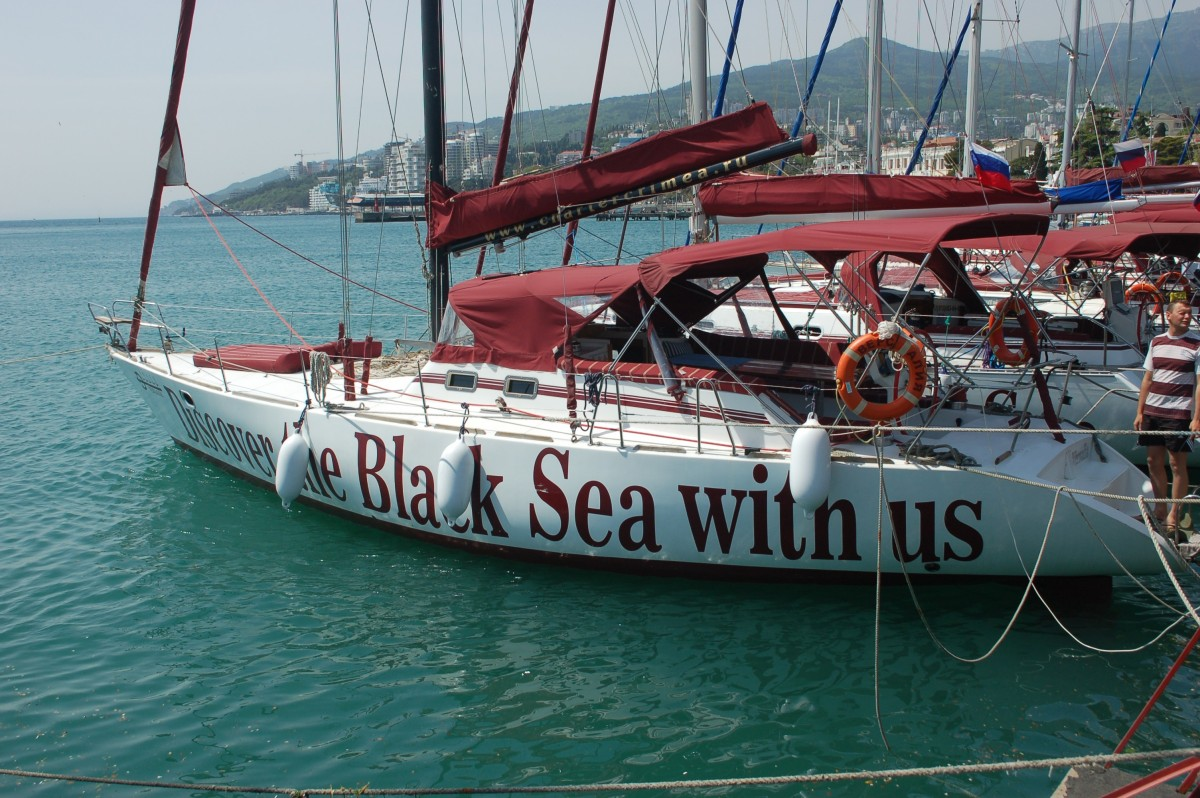 Фото: Круизы на парусной яхте «Hunter 45S»