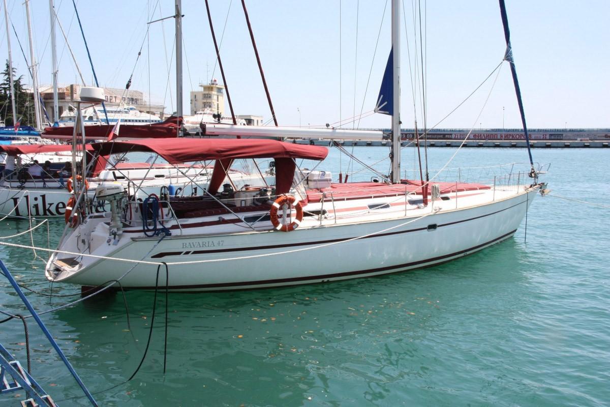Фото: Прокат яхты «Bavaria 47»