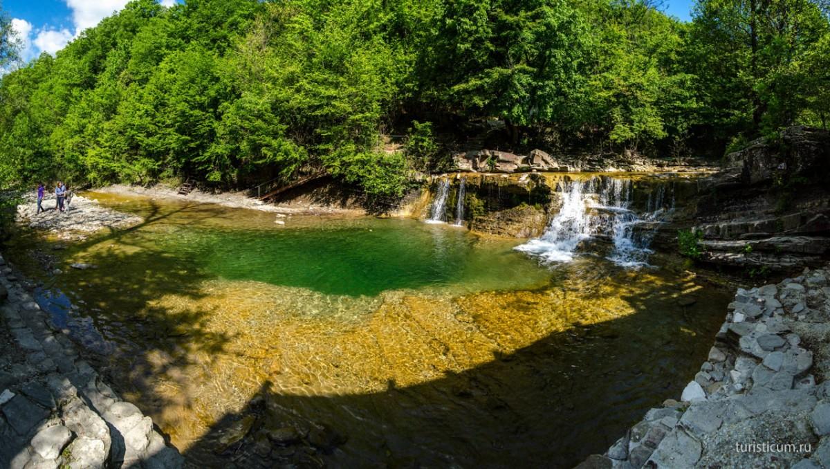 Фото: Тур с гидом: Водопады реки Жанэ