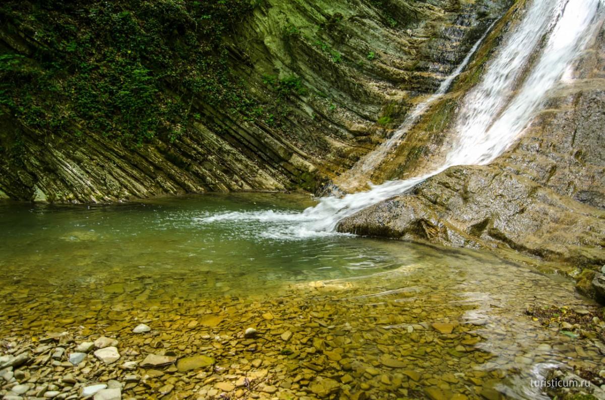 Фото: Пшадские водопады - тур с гидом