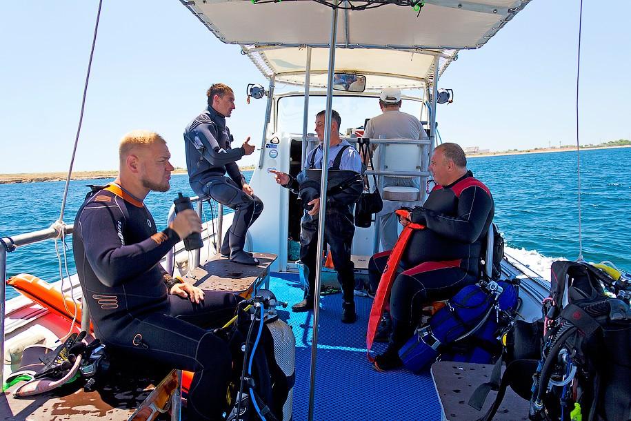 Фото: Дайвинг и морская экскурсия, Балаклава