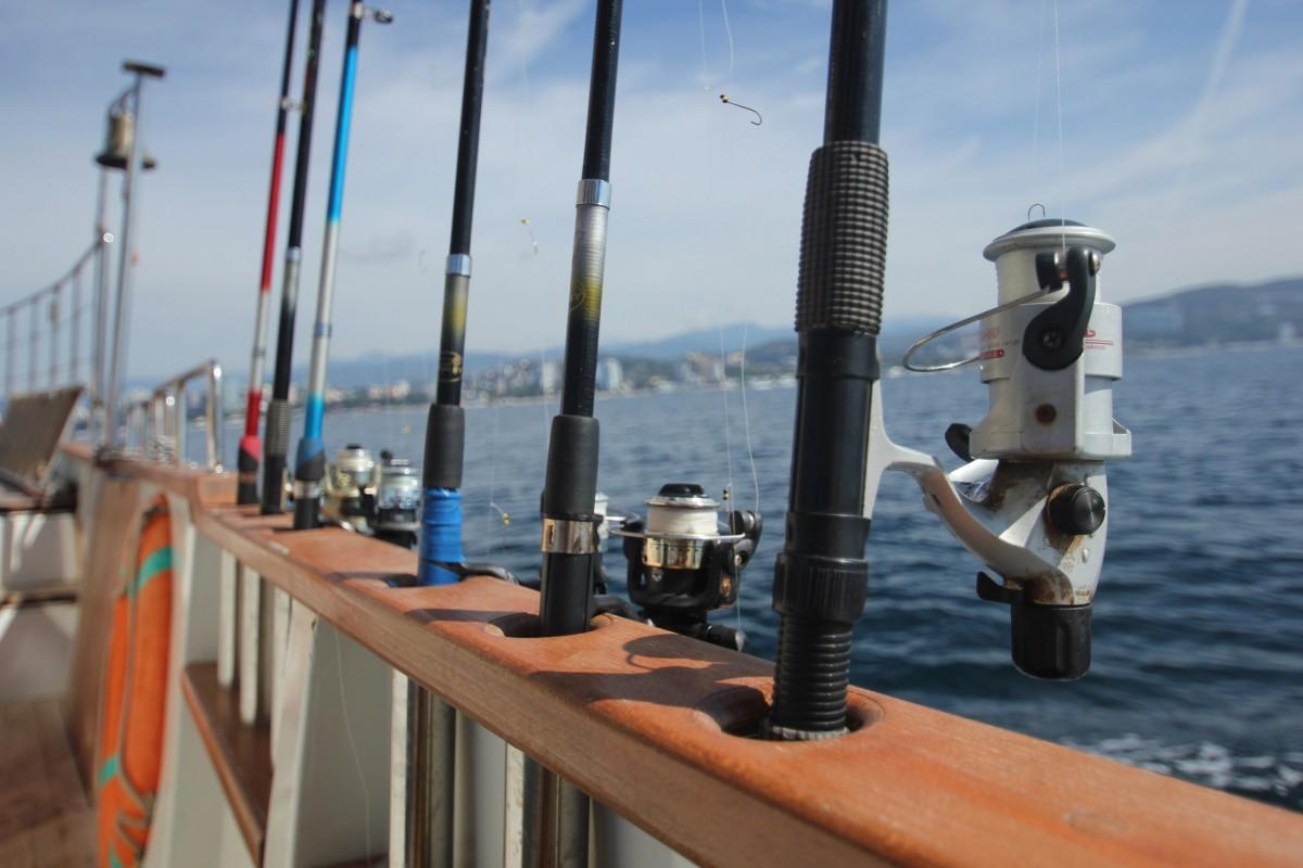 Фото: Рыбалка в море с комфортом