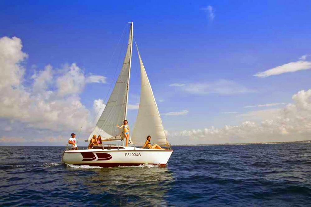 Фото: Прогулка на яхте с купанием