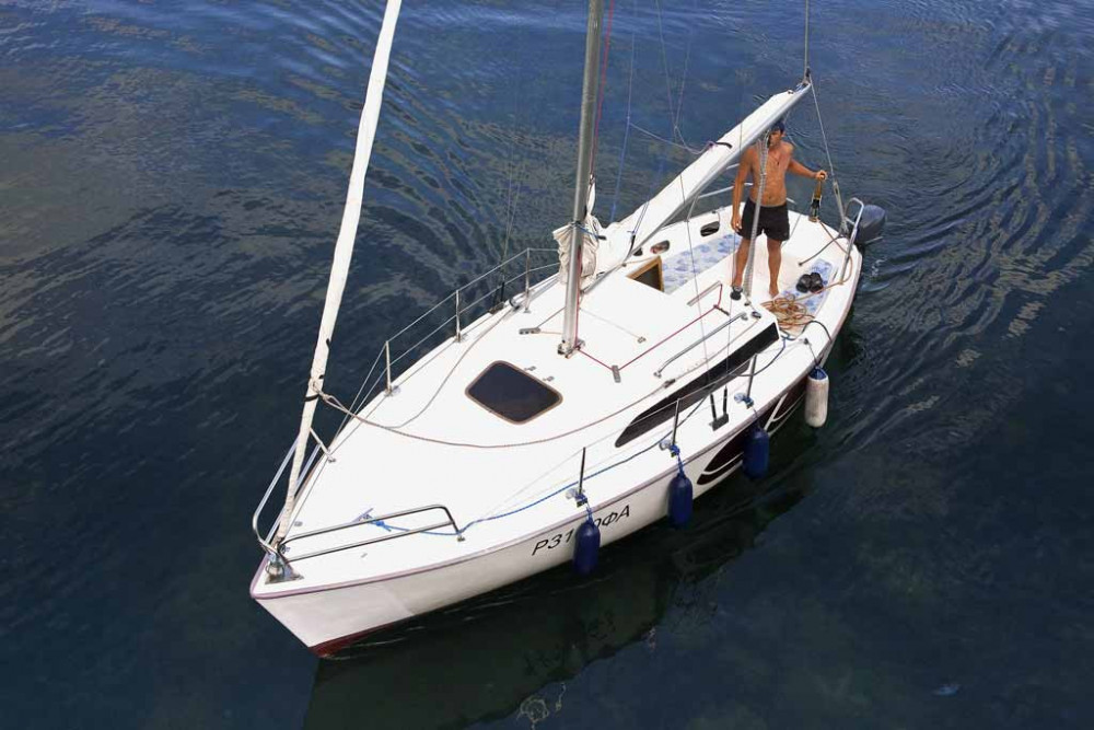 Фото: Аренда яхты «Pegas 750»