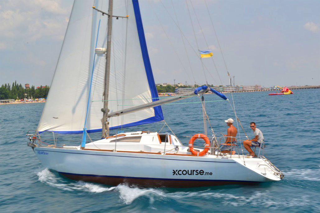 Фото: Прокат парусной яхты «LES-35»