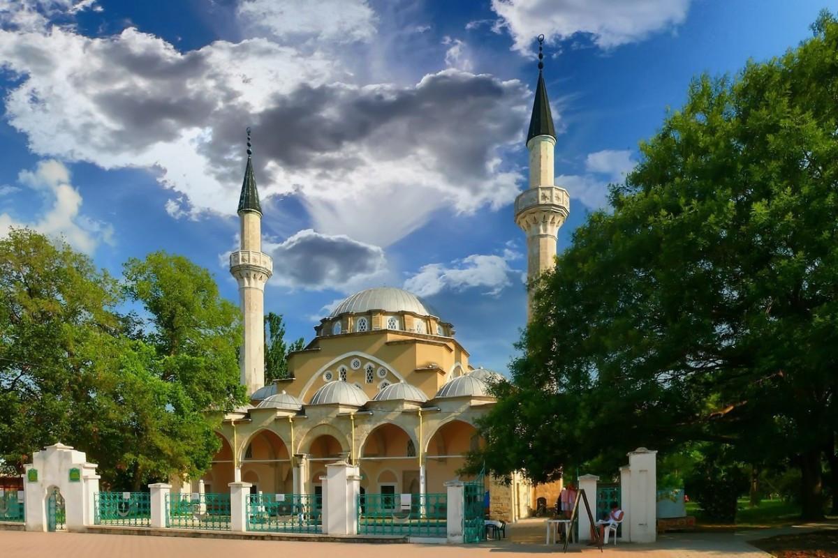 Фото: Обзорная по Евпатории