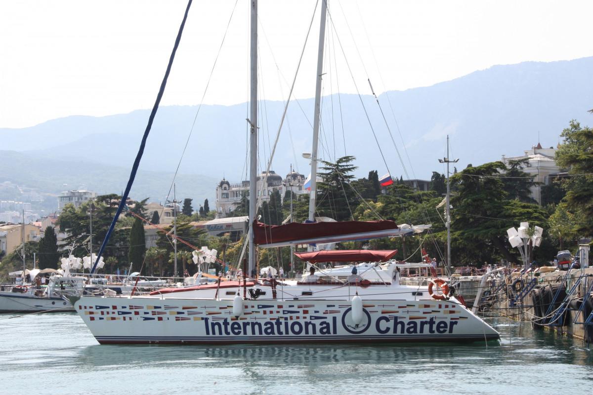 Фото: Аренда парусной яхты