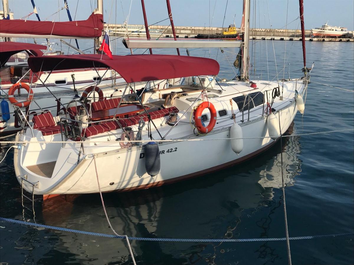 Фото: Аренда яхты «Dufor 42»