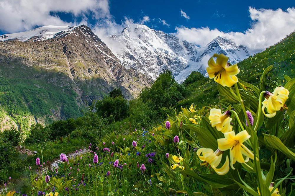 Фото: Гора желаний Уллу-Тау. Приэльбрусье (7 дней)