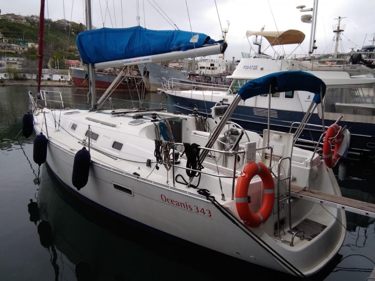 Фото: Яхта «Oceanis» (День/сутки)