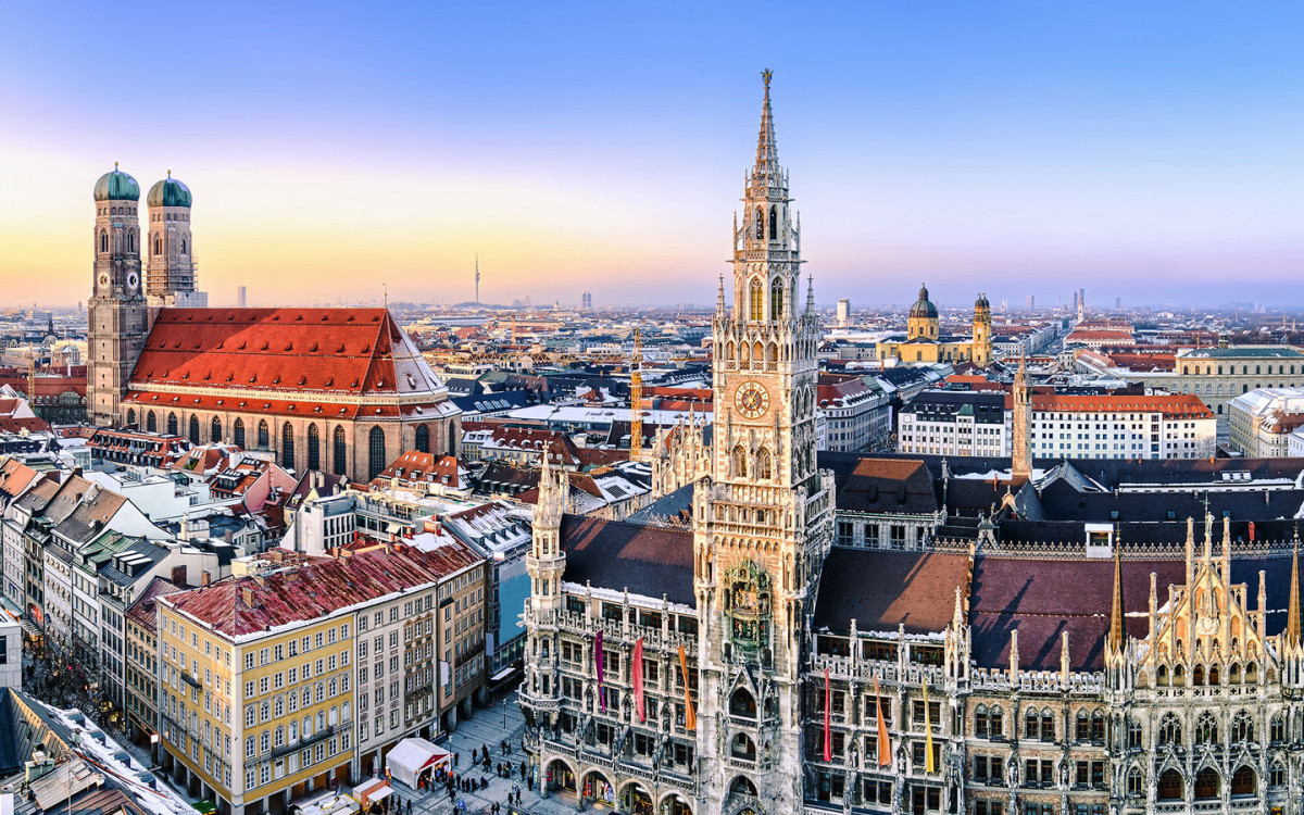 Экскурсии по Мюнхену и Баварии: интересные и познавательные