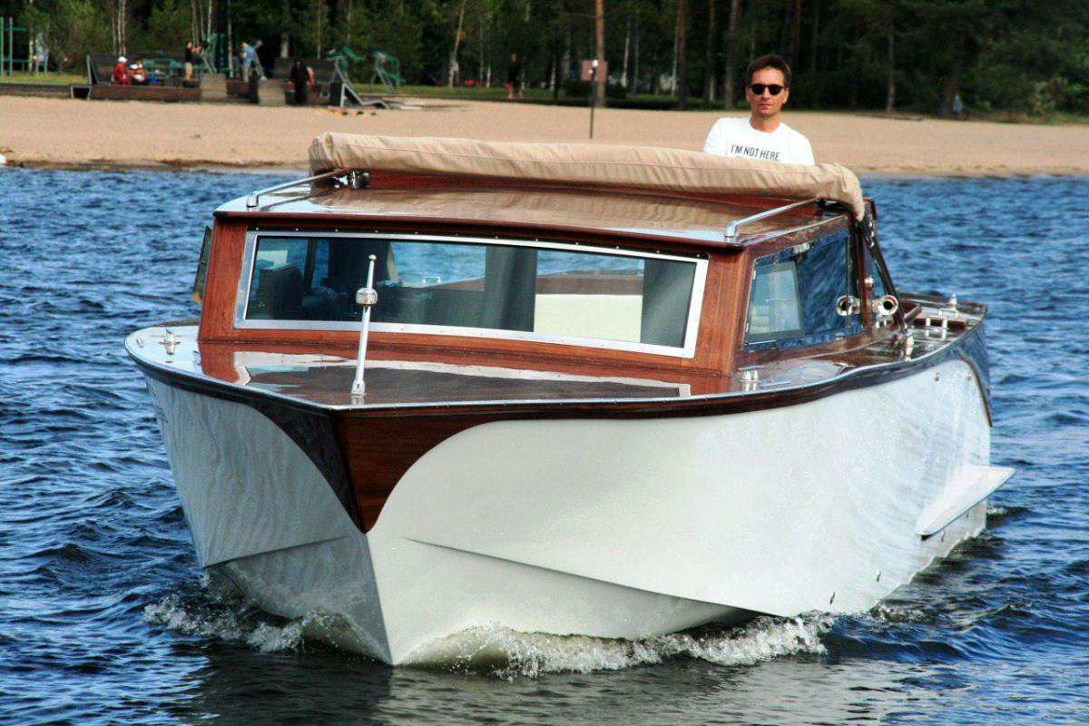 Аренда катера в Москве, прокат яхт