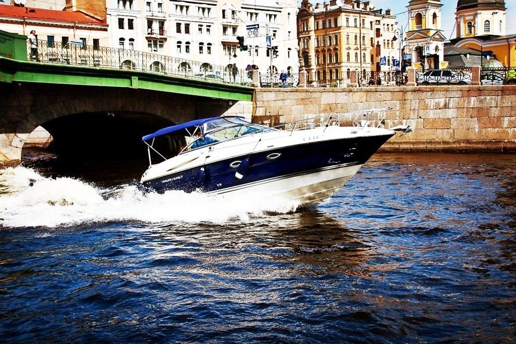 Аренда катера или яхты в СПб