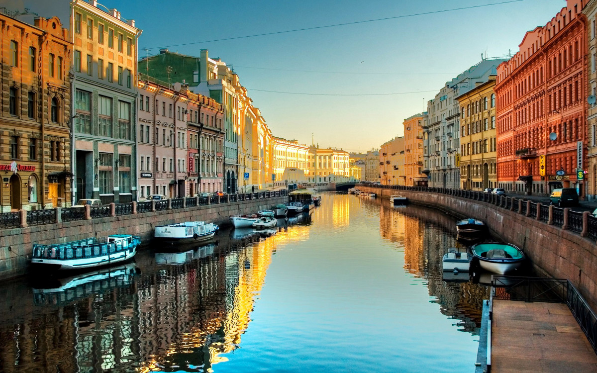 Экскурсии по Санкт-Петербургу