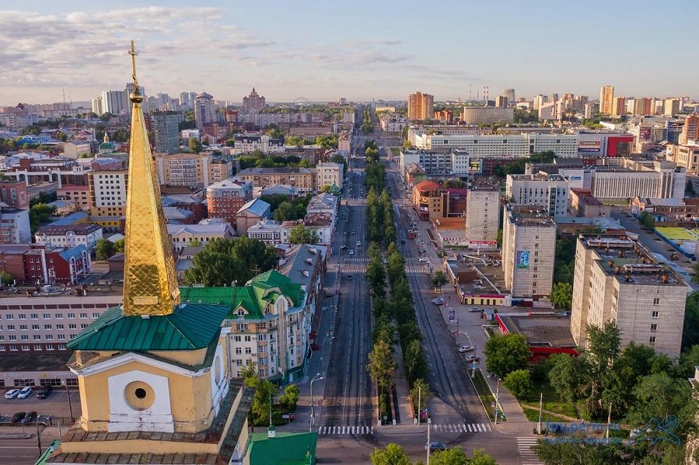 Экскурсии по Перми