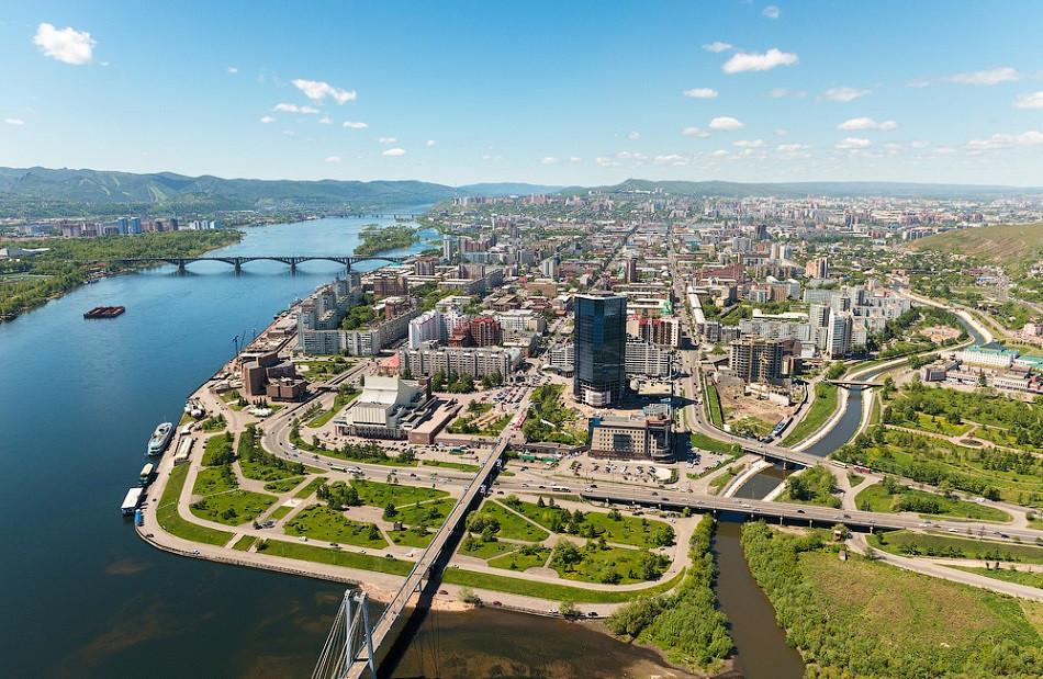 Экскурсии по Красноярску