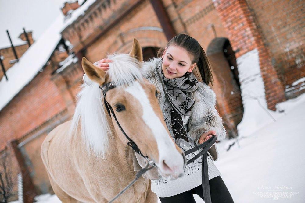 Конные прогулки в Саратове
