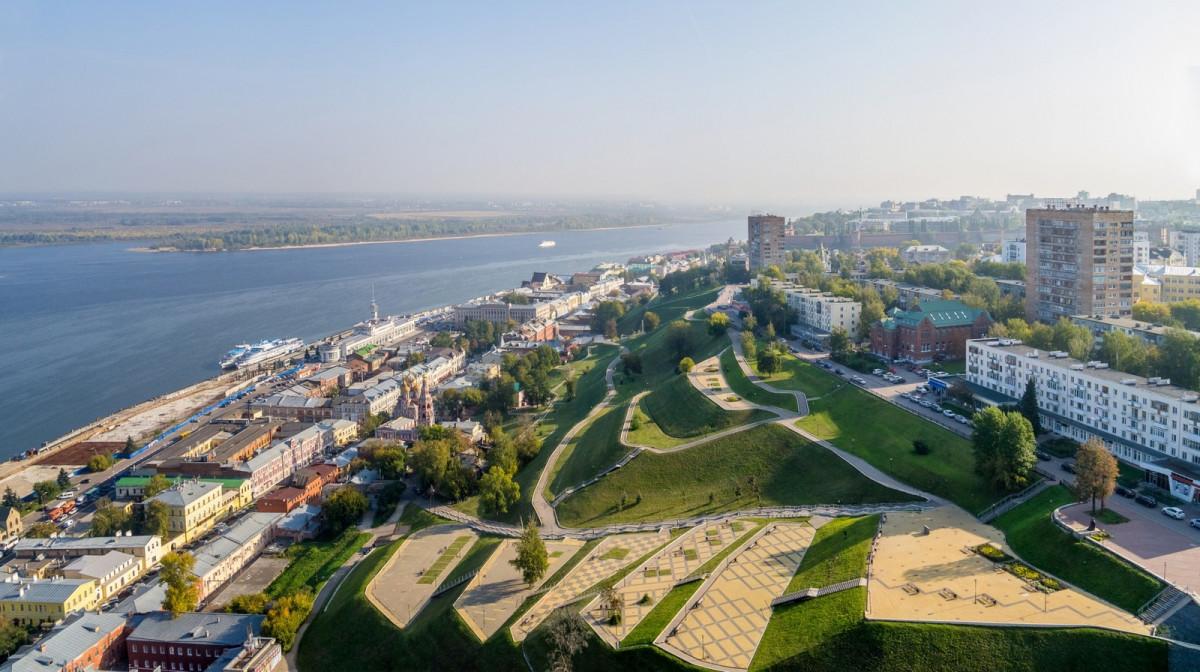 Экскурсии по Нижнему Новгороду и области