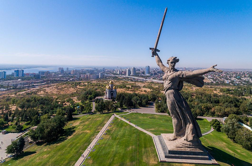 Экскурсии по Волгограду