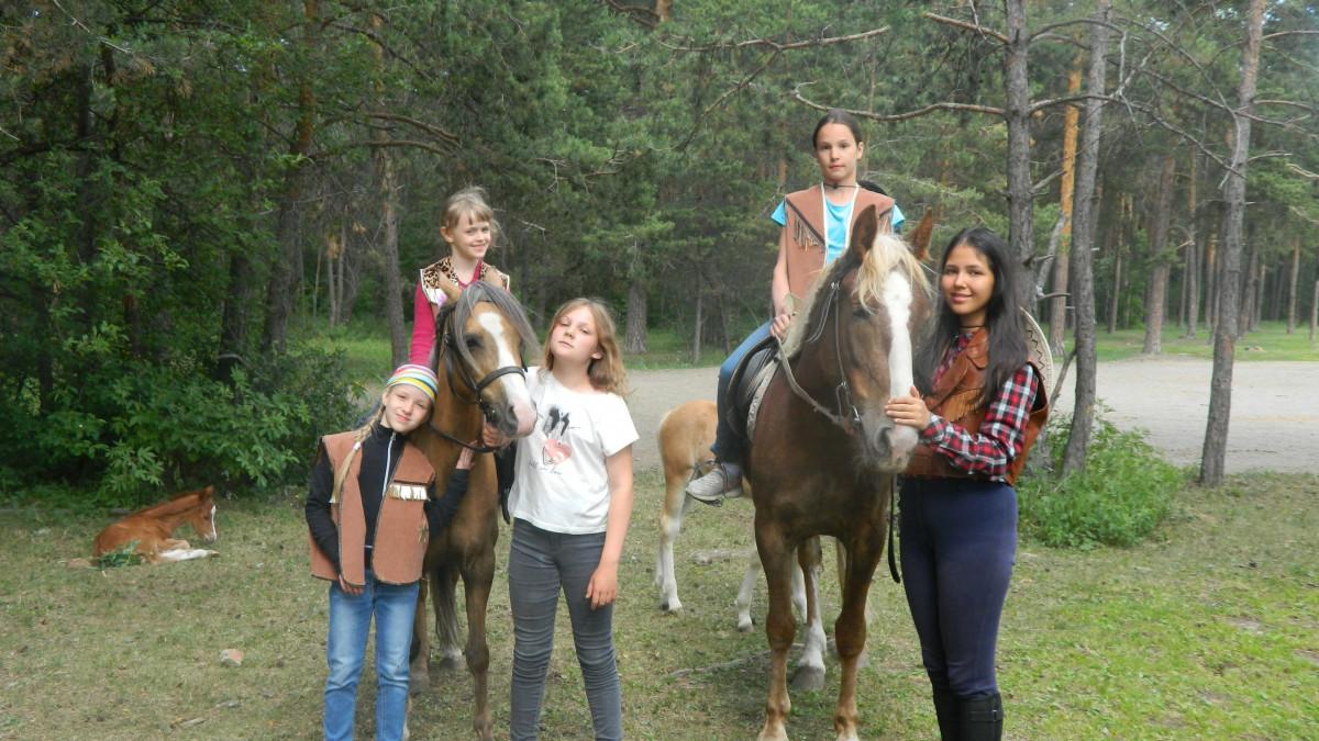 Конные прогулки в Челябинске
