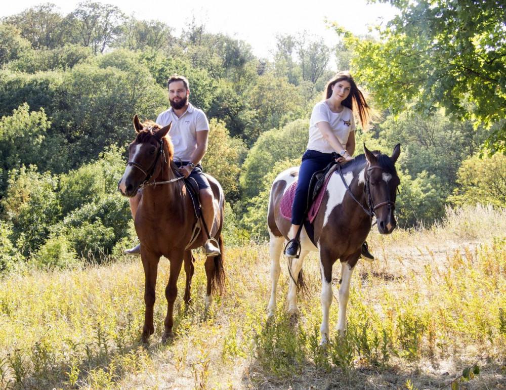 Катание на лошадях в Ростове-на-Дону