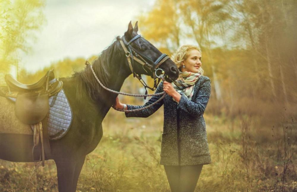 Конные прогулки в Омске