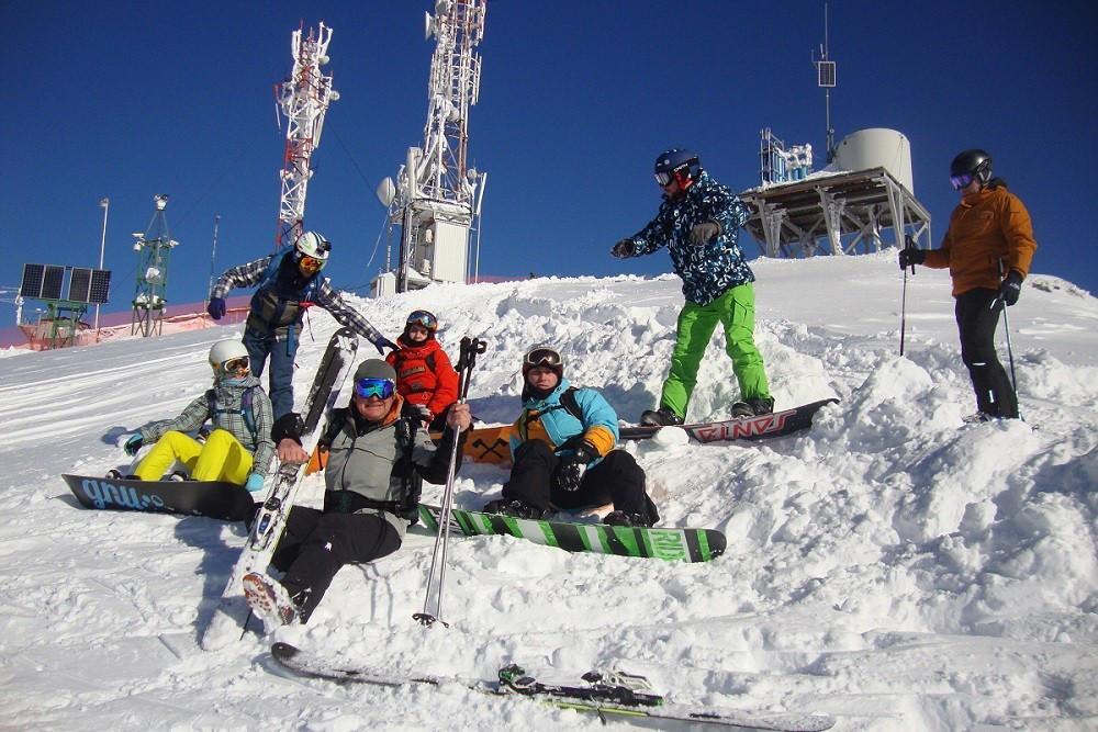 Лучшие горнолыжные туры в Сочи